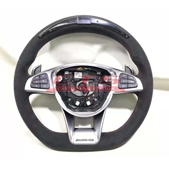 LED STEERING WHEEL FOR MERCEDES-BENZ