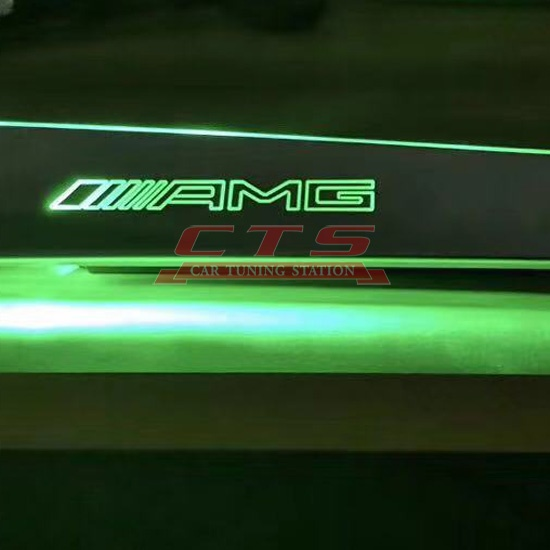 W205 X253 Co-Pilot AMG LOGO Led Panel