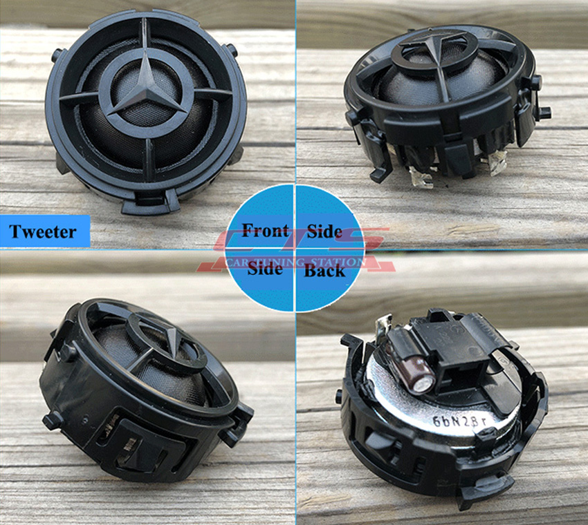 Burmester tweeter for Mercedes-Benz