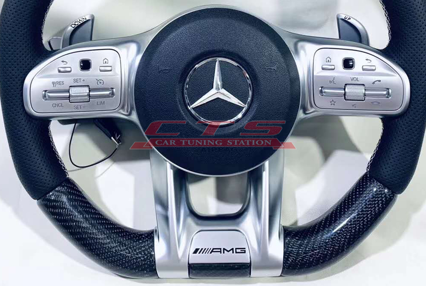 BENZ AMG STEERING WHEEL