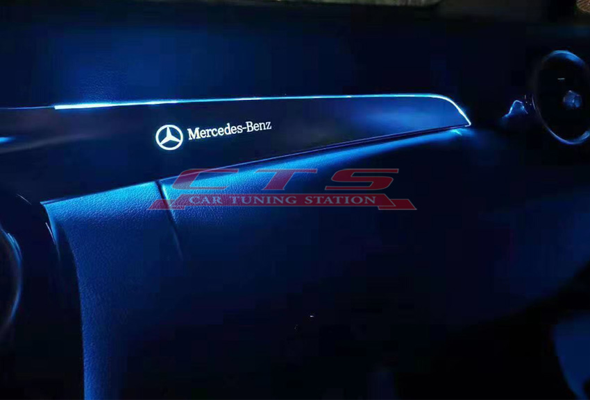 Co-Pilot AMG logo panel for W205 C class