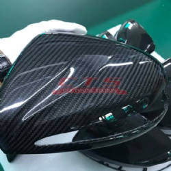 Carbon cover for Mercedes-Benz